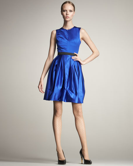 Belted Dance Dress