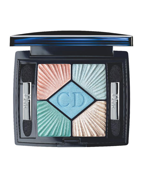 Five-Color Eye Shadow Palette, Croisette Summer