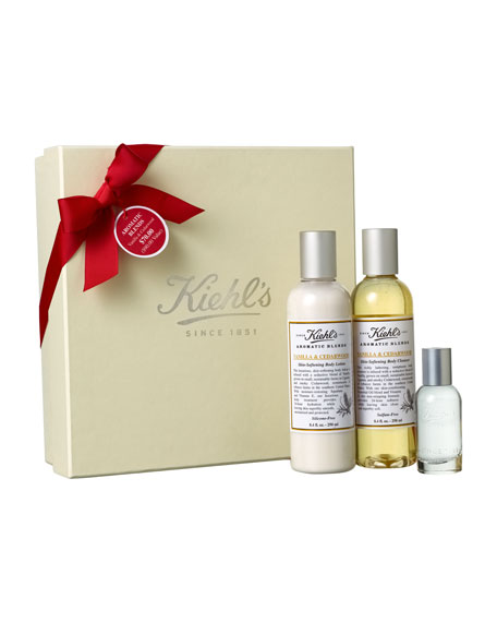 Aromatic Blends-Vanilla & Cedarwood Set
