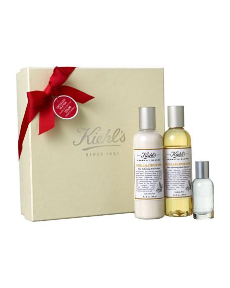Aromatic Blends-Vanilla & Cedarwood Set