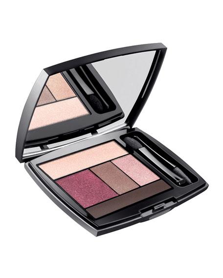 5 Pan Eyeshadow Palette, Ruby Affair