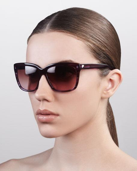 Square Gradient Sunglasses, Voodoo Child