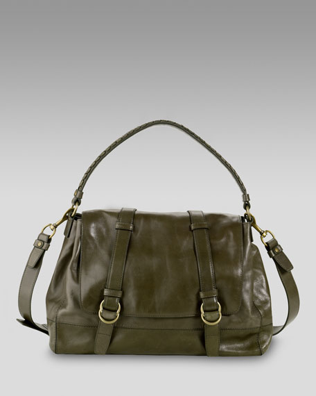 Hyde Park Messenger Bag