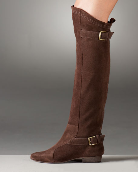 JoieSo Many Roads Over-The-Knee Boot, Suede