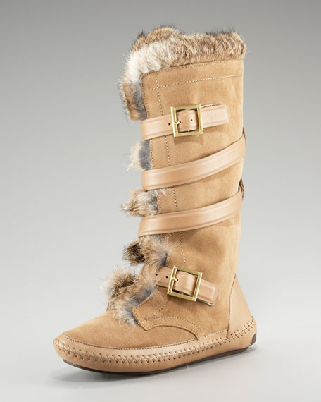 Rabbit Jaden Strappy Boot