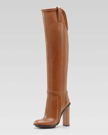 Trish High-Heel Platform Boot