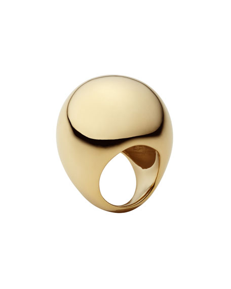 Globe Ring, Golden