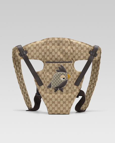 Gucci GG Baby Carrier