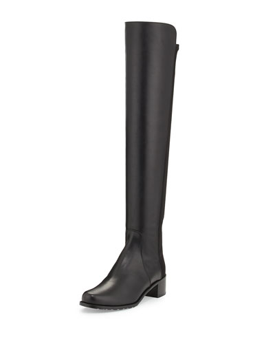 Reserve Napa Over-the-Knee Boot, Black