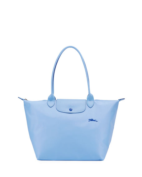 Image 1 of 4: Le Pliage Club Large Nylon Shoulder Tote Bag