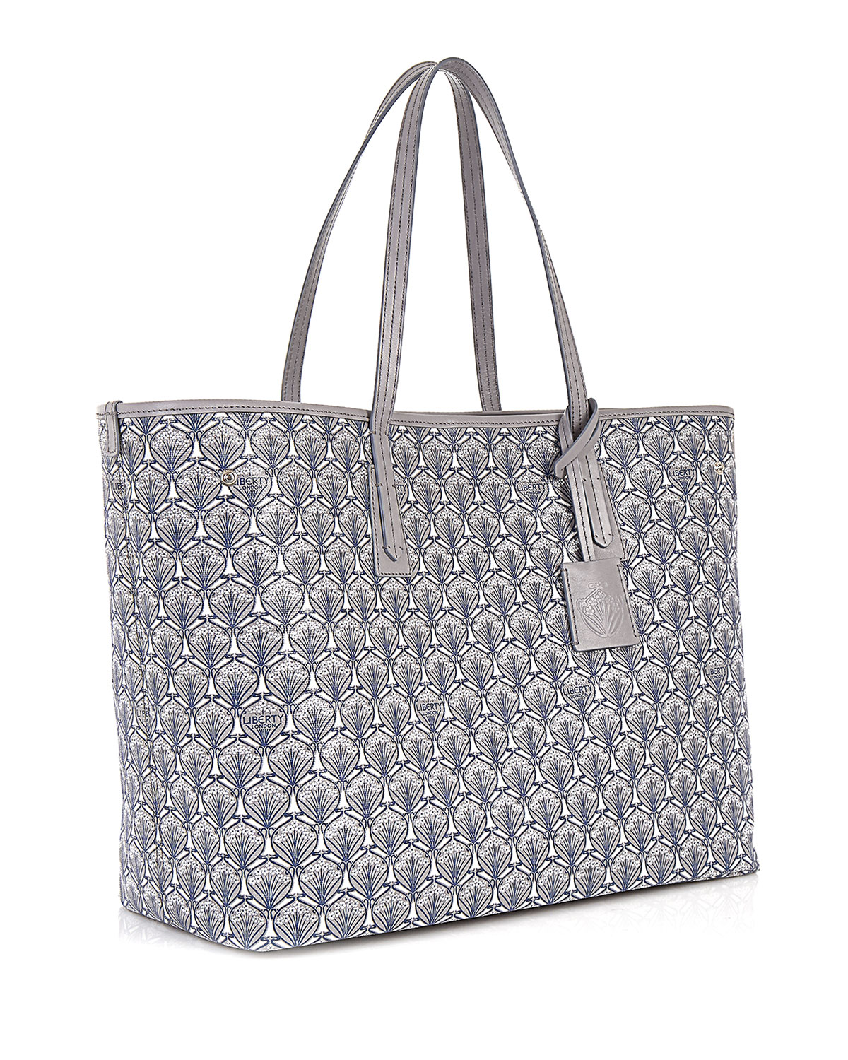 1e749294c Liberty London Marlborough Iphis-Print Tote Bag | Neiman Marcus