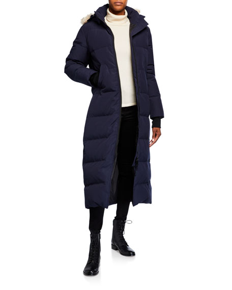 Image 2 of 4: Mystique Fur-Hood Parka