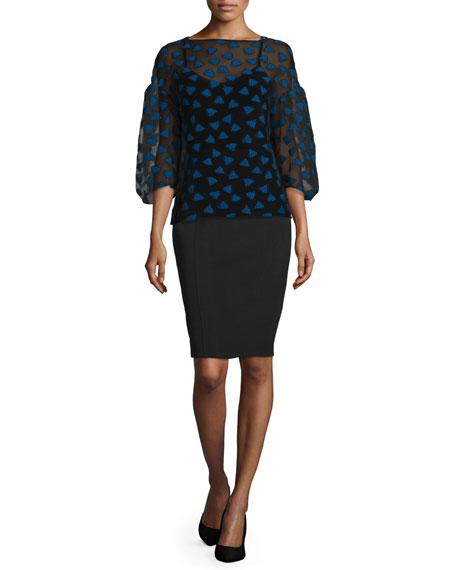 Danielle Pencil Skirt