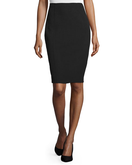 Lela RoseDanielle Pencil Skirt, Black