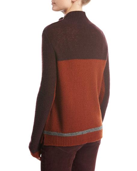 Dolce Vita Mock-Neck Sweater