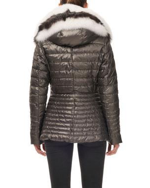 f2bb2b55eac Women's Designer Fur Coats & Jackets at Neiman Marcus