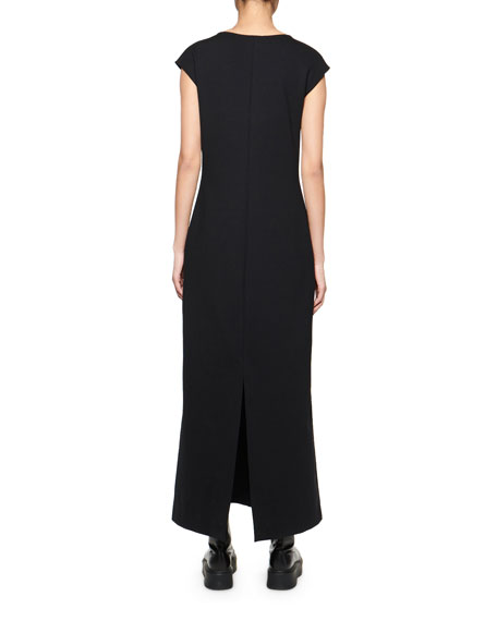 Image 2 of 2: THE ROW Jeane Scuba Knit Dress