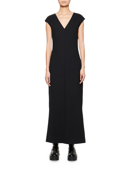 Image 1 of 2: THE ROW Jeane Scuba Knit Dress