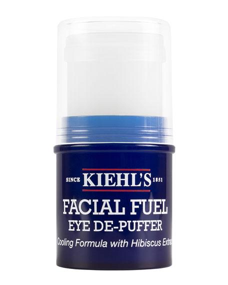 Kiehl's Since 1851 Facial Fuel Eye De-Puffer, 0.17 fl. oz.