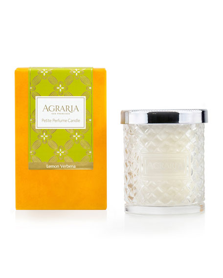 Agraria Lemon Verbena Crystal Cane Candle, 3.4 oz.