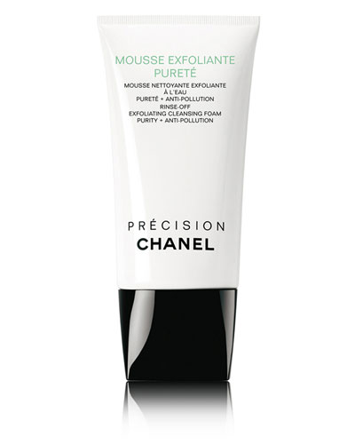CHANEL <b>MOUSSE EXFOLIANTE PURETÉ </b><br>Rinse-Off Exfoliating Cleansing Foam Purity + Anti-Pollution 5 oz.