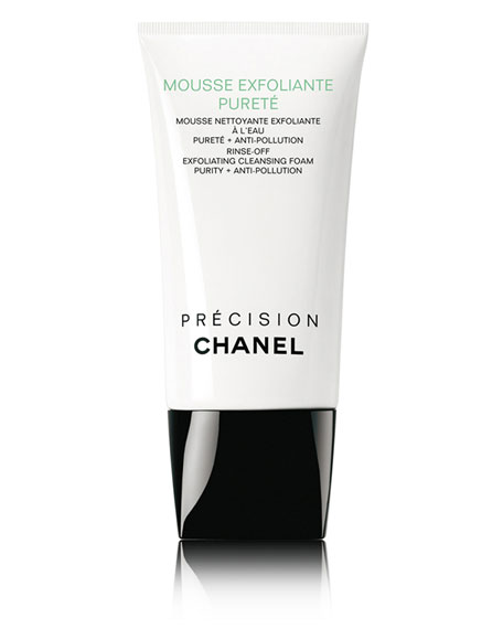 <b>MOUSSE EXFOLIANTE PURETÉ </b><br> Rinse-Off Exfoliating Cleansing Foam Purity + Anti-Pollution 5 oz.