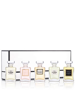 CHANEL FRAGRANCE WARDROBE