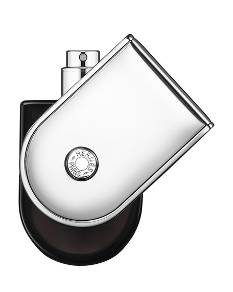 Voyage d'Hermès Pure Perfume Refillable Spray, 3.3 oz.