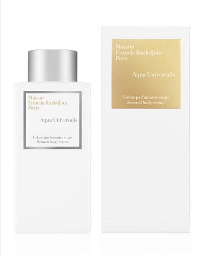 Aqua Universalis Scented body cream, 8.4 oz.