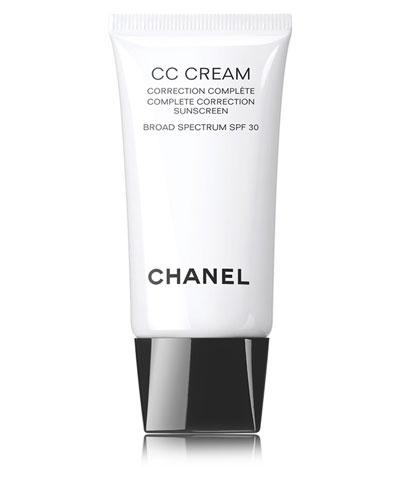 CHANEL <b>CC CREAM</b><br>Complete Correction Sunscreen Broad Spectrum SPF 25