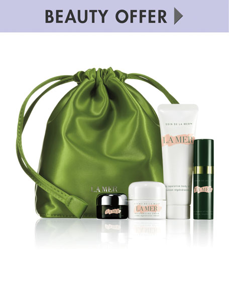 Yours with Any $350 La Mer Purchase