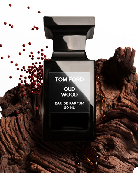 Image 2 of 3: TOM FORD 3.4 oz. Oud Wood Eau De Parfum