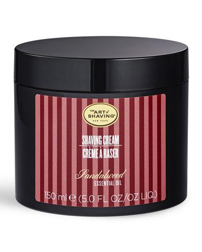 The Sandalwood Shaving Cream  5 oz./ 150 mL