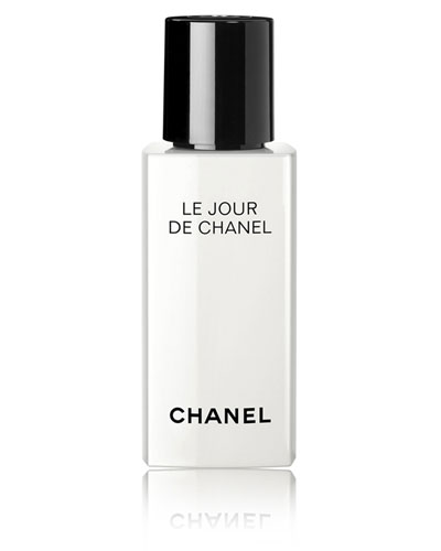 <b>LE JOUR DE CHANEL</b><br> Morning Reactivating Face Care 1.7 oz.