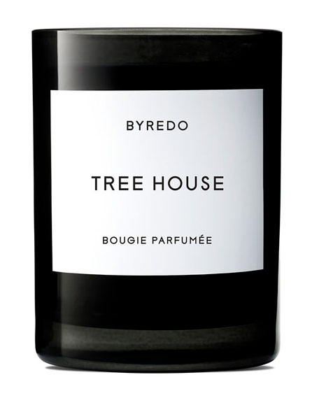 Byredo Tree House Bougie Parfumée Scented Candle, 240 g