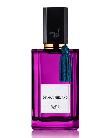 Diana Vreeland Simply Divine, 3.4 oz./ 100 mL
