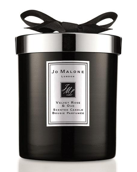 Jo Malone London Velvet Rose & Oud Home Candle, 200g