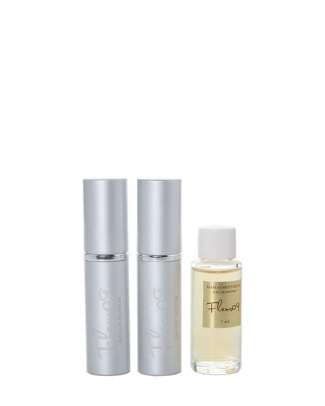 Maria Christofilis Fleur09 Travel Spray With Refill, .25