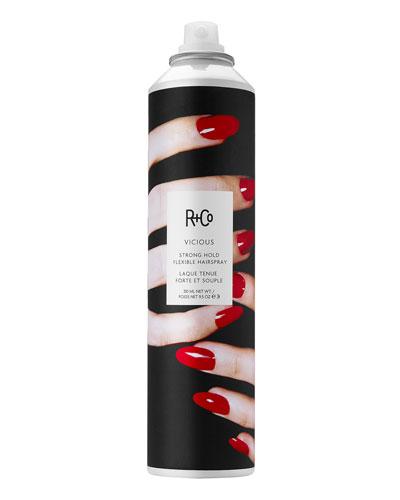 VICIOUS Strong Hold Flexible Hairspray  9.5 oz./ 310 mL