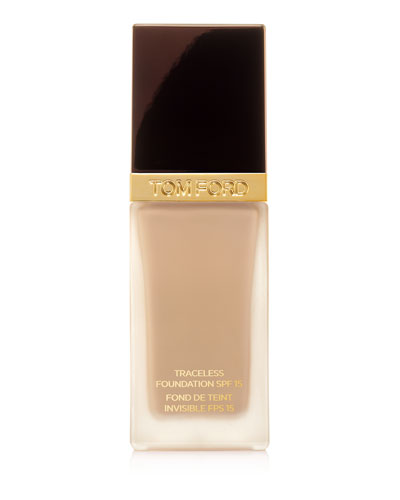 Traceless Foundation SPF15, 1.0 oz./ 30 mL