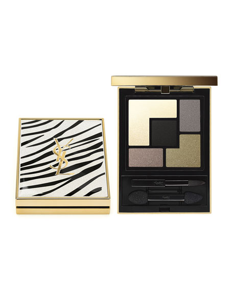 Saint Laurent Exclusive Couture Palette Clash & White