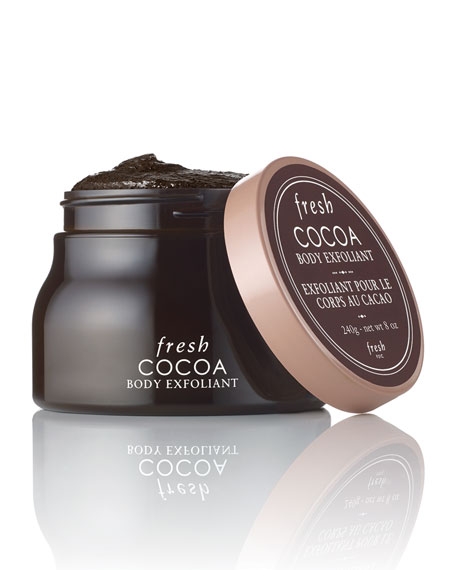 Fresh Cocoa Body Exfoliant, 8.0 oz.