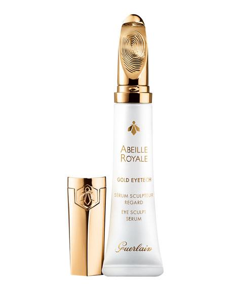 Abeille Royale Gold Eyetech Eye Sculpt Serum, 0.5 oz.
