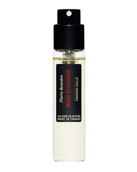 Bois d'orage Travel Perfume Refill, 0.3 oz./ 10 mL