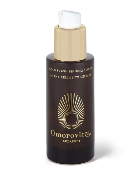Image 1 of 4: Omorovicza 1 oz. Gold Flash Firming Serum