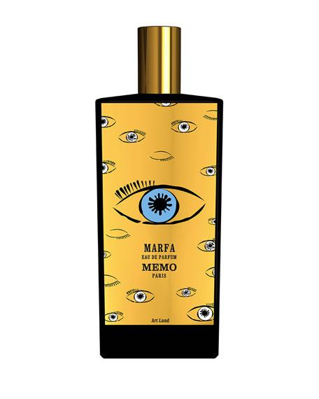 Memo Paris Marfa Eau de Parfum, 2.5 oz./