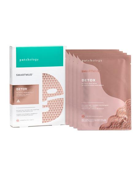SmartMud™ No Mess Mud Masque, 4-pack