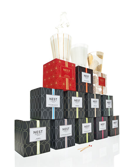 Vault Candle Box Set