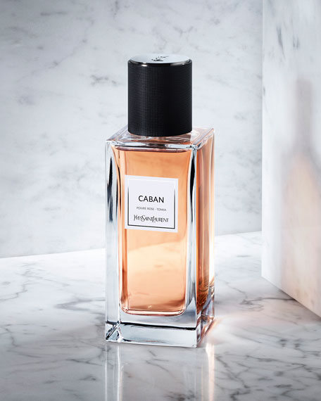 Exclusive LE VESTIAIRE DES PARFUMS Caban Eau de Parfum, 4.2 oz./ 124 mL