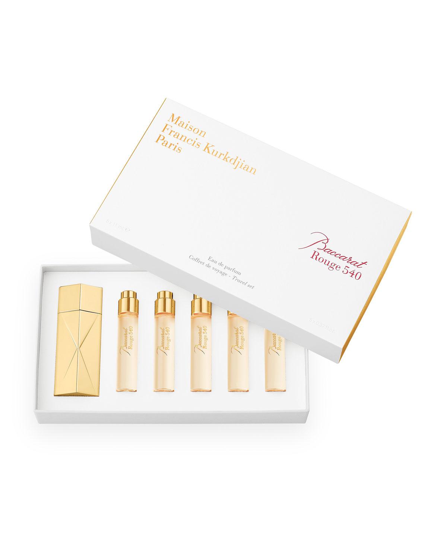 Maison Francis Kurkdjian Baccarat Rouge 540 Eau De Parfum Travel Set
